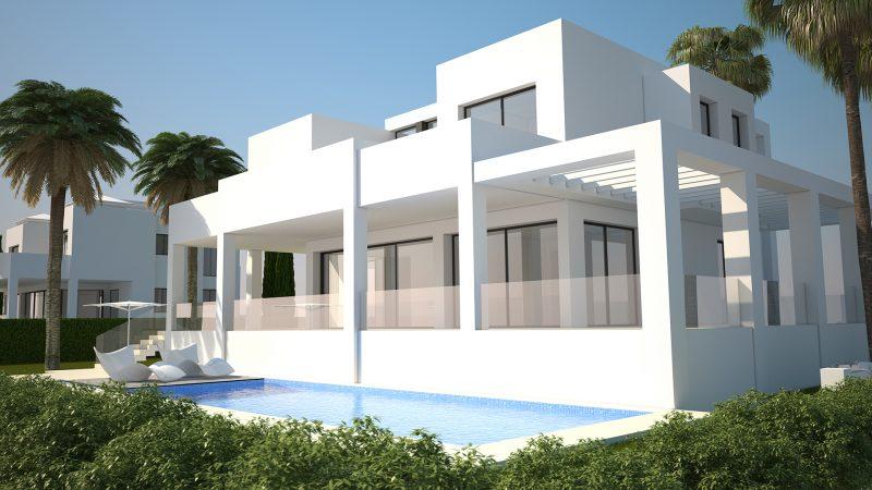 3D Cortijo Blanco 3
